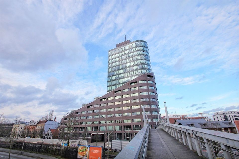 Bürogebäude Channel Tower in Hamburg-Harburg (Karnapp 25)